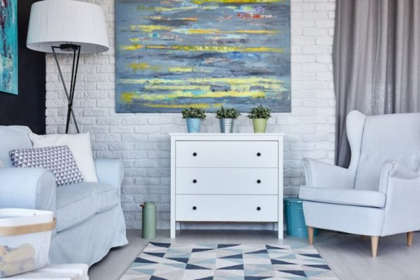 Quelle couleur pour un mobilier en mélamine?